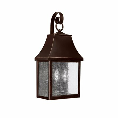 Capital Lighting Collins Hill Outdoor Wall Lantern