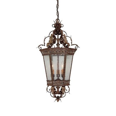 Grandview 3 Light Foyer Pendant
