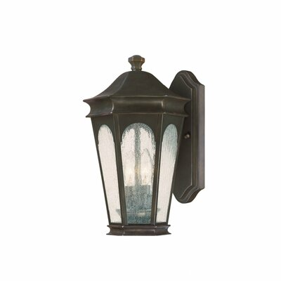 Capital Lighting Inman Park 2 Light Outdoor Wall Lantern