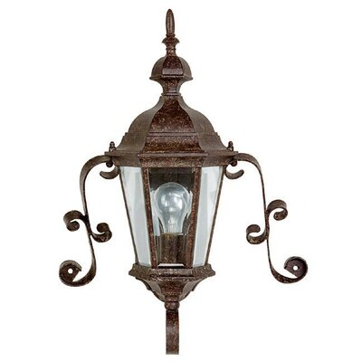 Capital Lighting Carriage House 1 Light Outdoor Wall Lantern