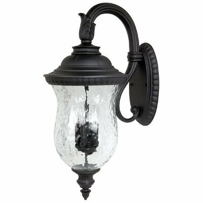 Capital Lighting Ashford 4 Light Outdoor Wall Lantern