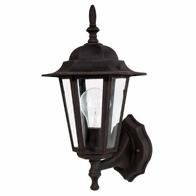 Capital Lighting 1 Light Outdoor Wall Lantern