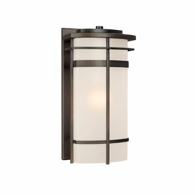 Capital Lighting Lakeshore 1 Light Outdoor Wall Lantern