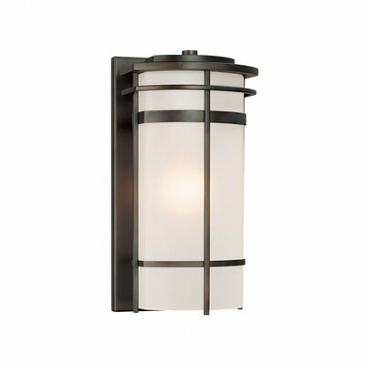 Capital Lighting Lakeshore 1 Light Outdoor Wall Lantern