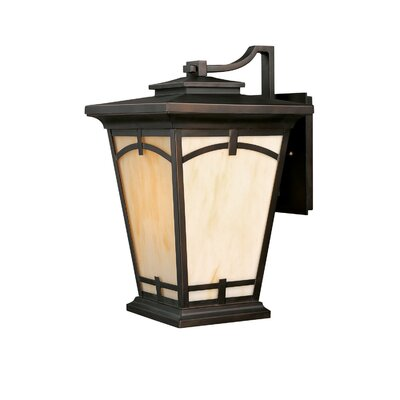 Capital Lighting Dakota 1 Light Outdoor Wall Lantern