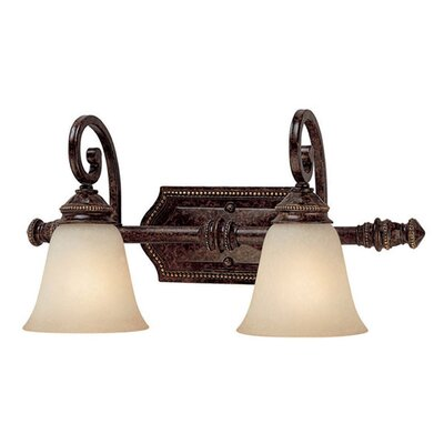 Capital Lighting Barclay 2 Light Bath Vanity Light