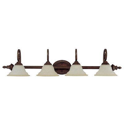 Capital Lighting Chandler 4 Light Bath Vanity Light