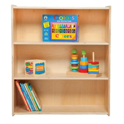 "Contender 33.75"" H Book Shelf"