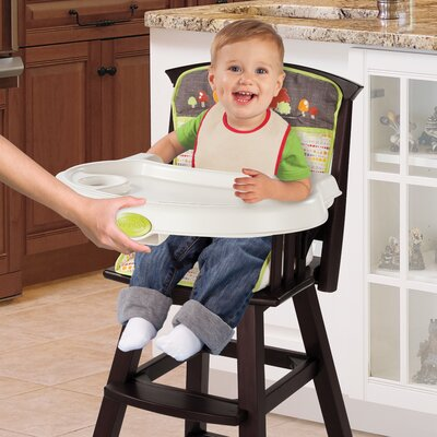 Summer Infant Classic Comfort™ Wood High Chair