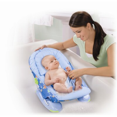 Summer Infant Mother's Touch Large Baby Bather in Blue