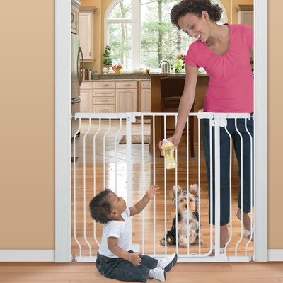 Summer Infant Sure and Secure Extra Tall Walk-Thru Gate