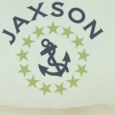 Stars and Anchor Personalized Wall Decal