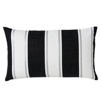 Jiti Vertival Stripes Linen Decorative Pillow