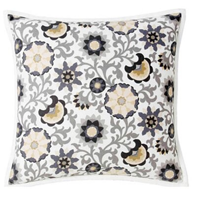 Jiti Pillows Vitaux Square Cotton Decorative Pillow