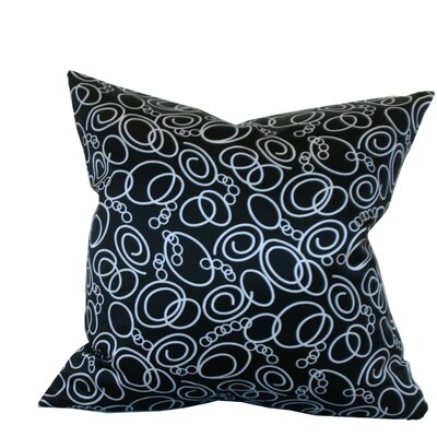 Jiti Square Polyester Decorative Pillow