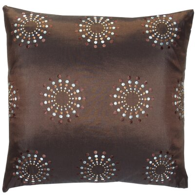 Jiti Pillows Mayan Decorative Pillow in Chocolate