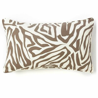 Jiti Pillows Kenya Cotton Pillow in Brown/Beige