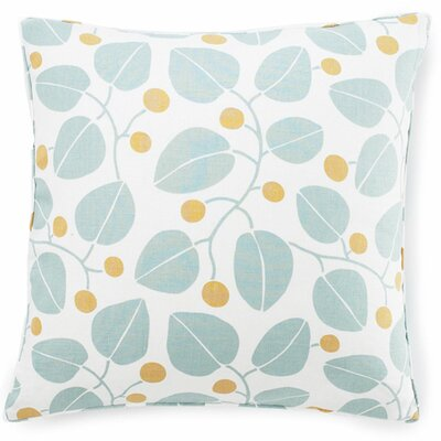 Jiti Bethe Leaves Linen Pillow