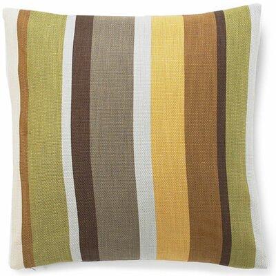 Jiti Hosta Stripes Cotton Pillow