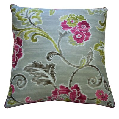 Jiti Pillows Claire Satin Cotton Pillow