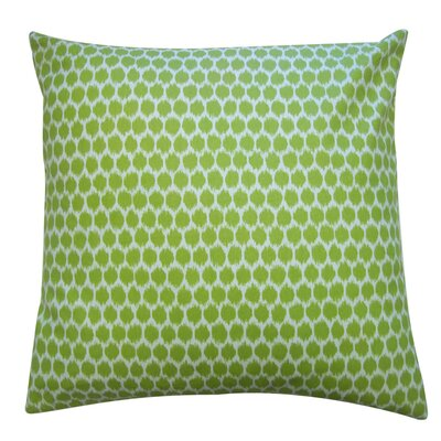 Jiti Splotch Satin Cotton Pillow