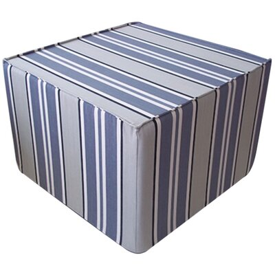 Jiti Pillows Lines Cube Ottoman