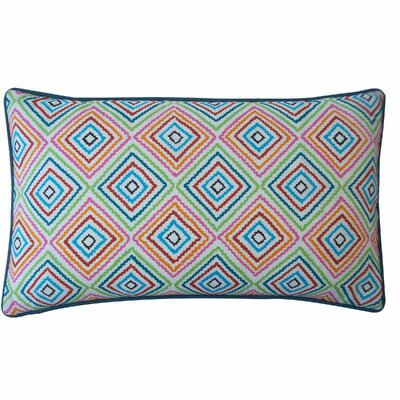 Jiti Square Cotton Pillow
