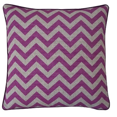Jiti Zig Zag Cotton Pillow