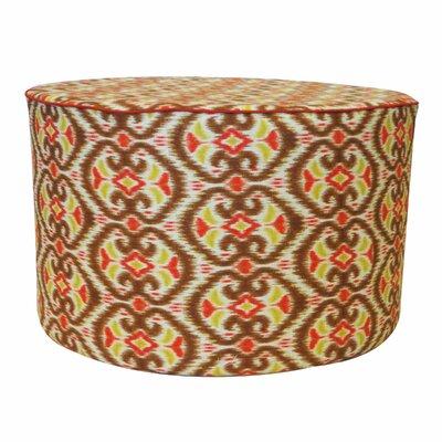 Jiti Bali Cotton Ottoman