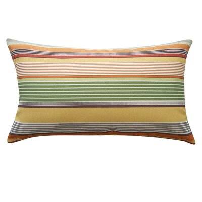Jiti Pillows Sunnyville Stripe Polyester Pillow