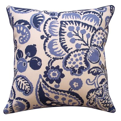 Jiti Blueberry Polyester Pillow