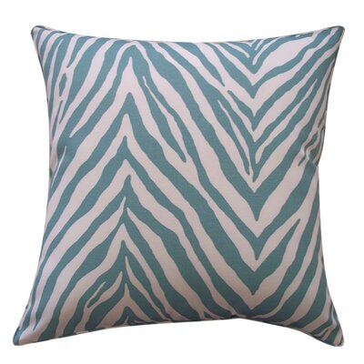 Jiti Zebra Polyester Pillow