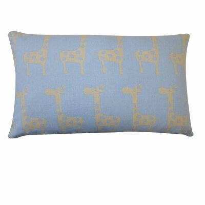 Jiti Pillows Kids Giraffe Cotton Pillow