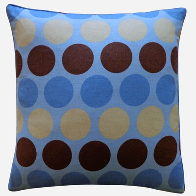Jiti Circle Cotton Pillow
