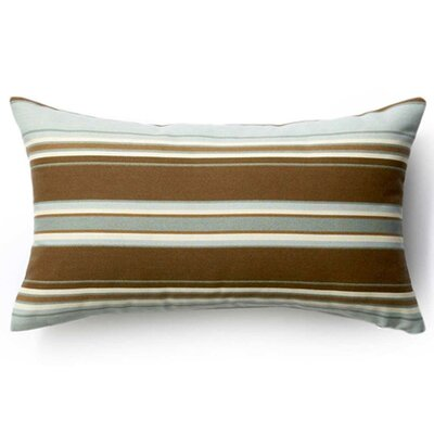 Jiti Thick Horizontal Stripes Outdoor Decorative Pillow