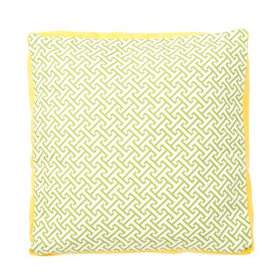 Jiti Pillows Maze Box Cotton Decorative Pillow