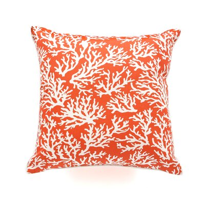 Jiti Coral Polyester Pillow