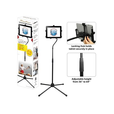 Ashley Entertainment Corporation Spectrum AIL ATS Universal Height Adjustable Tablet Stand