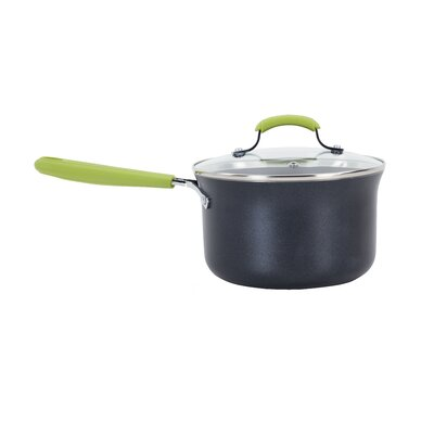 Balanced Living 3-qt. Non-Stick Saucepan with Lid