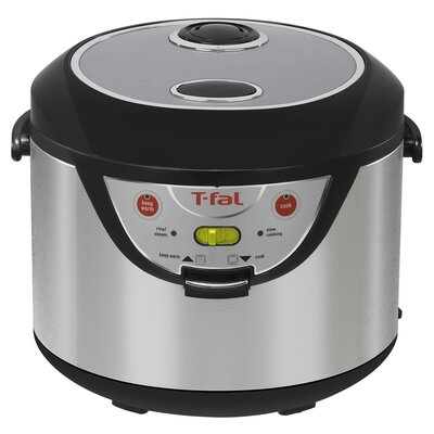 T-fal Balanced Living 10-Cup Rice Cooker