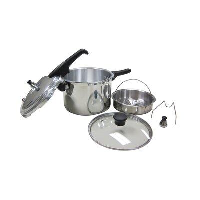 T-fal WearEver 6-Quart Pressure Cooker