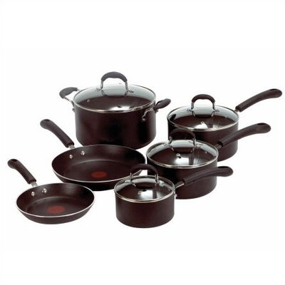 Professional Stainless Steel 10-Piece Cookware Set