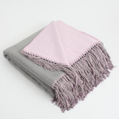 Pure Fiber Bamboo Viscose Throw