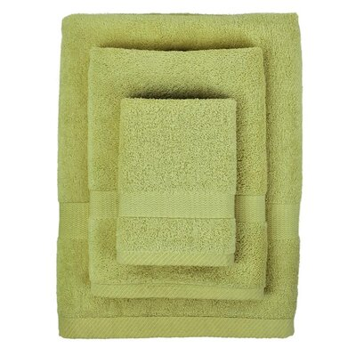 Pure Fiber Bamboo Viscose 3 Piece Towel Set