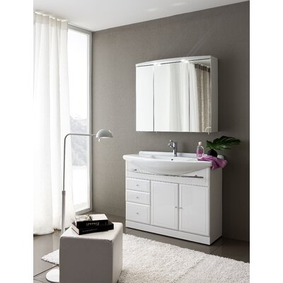 "Acquaviva Archeda VI 43.7"" Bathroom Vanity Set"