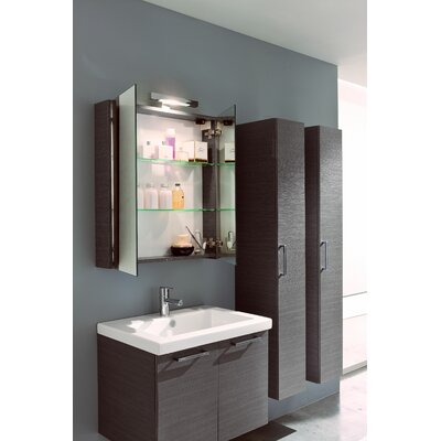 Acquaviva Light 1 Mirror Medicine Cabinet
