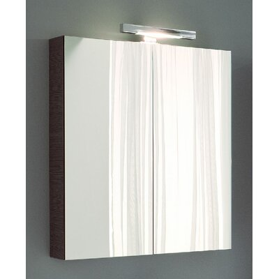 Acquaviva Light 1 Mirror Medicine Cabinet