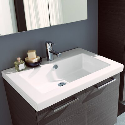"Acquaviva Light 1 27.6"" x 19.7"" Sink"