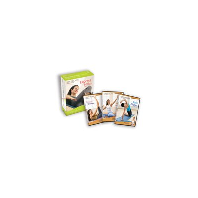 STOTT PILATES Express Series 3-Pack DVD Set