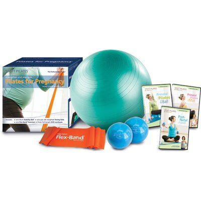 STOTT PILATES Pilates for Pregnancy Kit